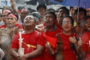 Facebook, di balik perubahan besar di Myanmar