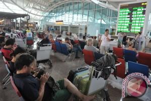 Arus balik di bandara Bali naik 30 persen