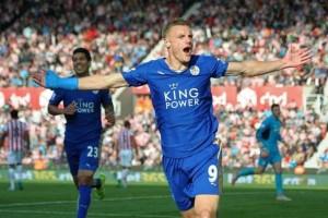 Vardy-Slimani pimpin serangan Leicester lawan Porto