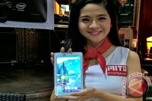 "Mito hadirkan tablet ""gaming"" berotak intel"
