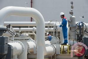 Harga minyak dunia turun tertekan kekhawatiran penurunan produksi