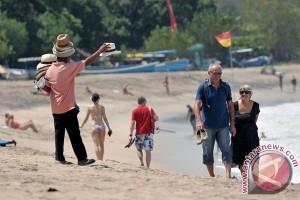 Wisman ke Bali naik 16,77 persen