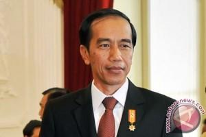 Presiden Jokowi tiba di Kuala Lumpur