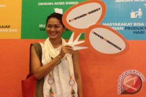 "Prisia duta ""Indonesian Women for Energy"""