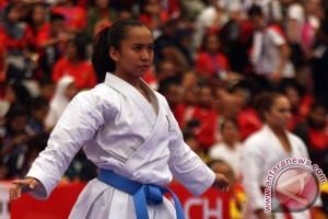 karate - karate kata dki belum targetkan emas