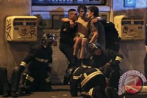 TEROR PARIS - Polda Metro perketat pengamanan kedutaan besar
