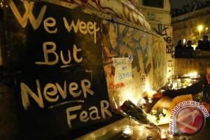 Jumlah wisatawan ke Prancis turun akibat resiko terorisme