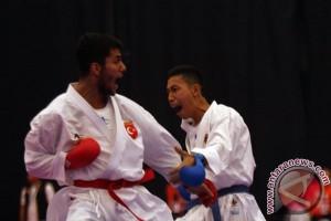 Indonesia kirim 26 karateka ke Turki