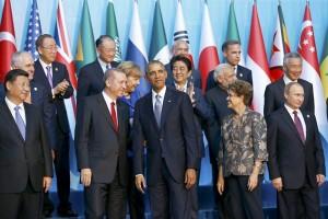 G20 janjikan semua alat untuk angkat pertumbuhan global