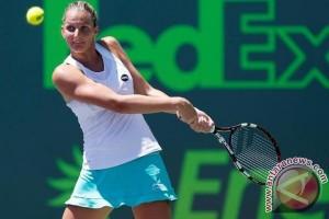 Pliskova berupaya pertahankan peringkatnya usai kalahkan Pavlyuchenkova