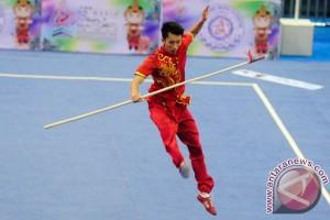 Tiongkok masih teratas di Kejuaraan Dunia Wushu