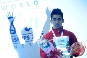 Harris sumbang perunggu Kejuaraan Dunia Wushu
