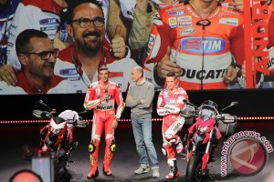Ducati rilis beberapa motor barunya di World Premiere 2016