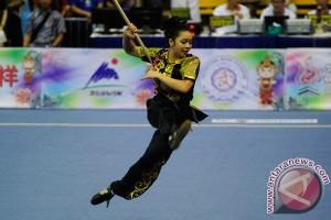 Indonesia raih posisi kedua kejuaraan dunia Wushu ke-13