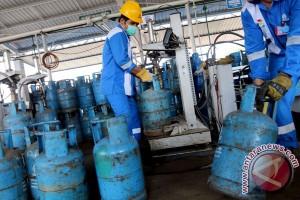 Realisasi Penjualan LPG Sumut