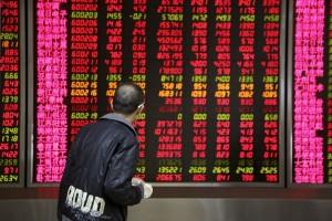 Bursa saham Tiongkok ditutup lebih rendah