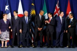 Negara-negara Pasifik tanda tangani kesepakatan perdagangan