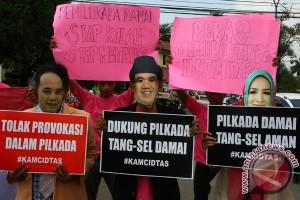 Di Gorontalo, deklarasi Pilkada Damai malah nyaris berujung baku hantam