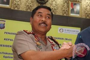 Kapolda minta warga Medan tidak takut
