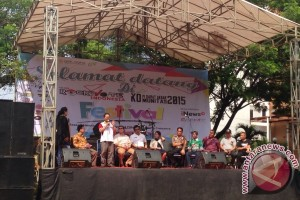 Sosialisasikan Pilkada, UI gelar Rock The Vote Indonesia