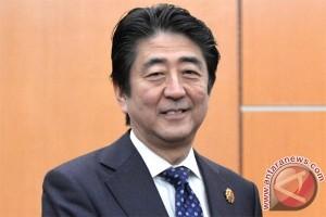 PM Shinzo Abe ikut lega SMAP tidak bubar