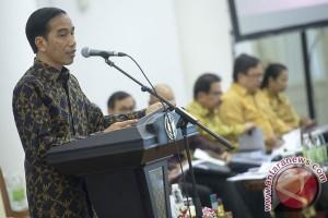 Presiden minta kementerian/lembaga integrasikan program