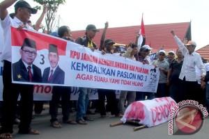 KPU pastikan Ujang-Jawawi tak ikut debat