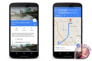 Google Maps luncurkan fitur baru hindari kemacetan