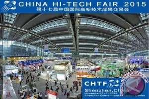 China Hi-Tech Fair 2015 Telah Sukses Digelar