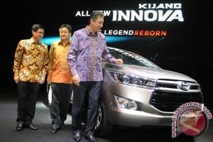Toyota optimistis jual Innova 42.700 unit akhir 2015