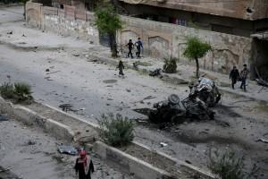 Lebih dari 2.300 tewas dalam serangan udara Rusia di Suriah