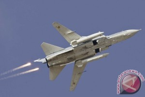 Turki tunda serangan udara di Suriah