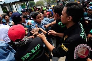 1.175 polisi amankan Pulogadung selama aksi buruh