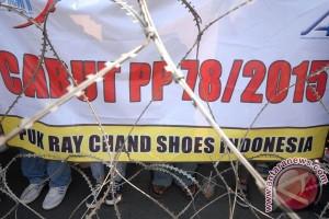 Ratusan buruh di Malang sampaikan 11 tuntutan