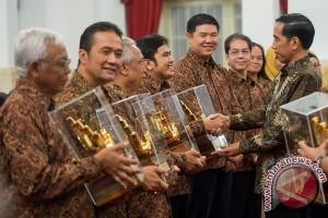 Presiden akan serahkan penghargaan Paramakarya bagi 22 UMKM