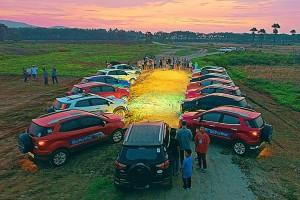 Komunitas Ecosport tetap percaya purnajual Ford Indonesia