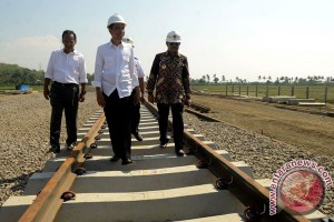 Indonesian govt prioritizes regions for railway projects