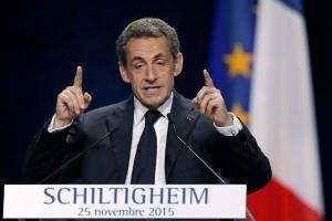 Sarkozy dituduh terima dana dari Gaddafi