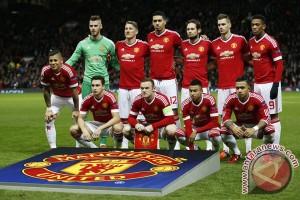 Susunan pemain Manchester United versus Chelsea