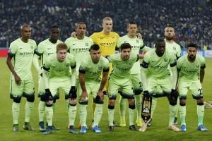 Susunan pemain Manchester City vs Leicester