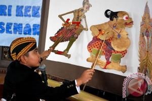 """20 dalang tampilkan seni wayang """"One ASEAN"""""""