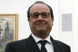Hollande tunjuk mantan PM Prancis sebagai menteri luar negeri