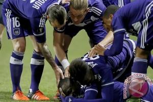AS Monaco tunda lolos usai ditekuk Anderlecht  0-2