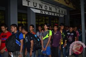 Malaysia pulangkan 50 TKI ilegal melalui nunukan