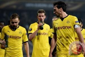 Dortmund kalah 1-2 dari Koln