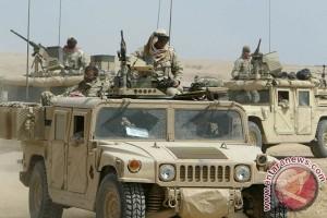 Tentara AS di belakang garis depan ofensif ke Mosul