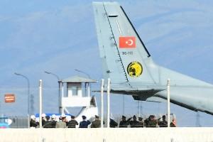 Turki kirim pulang jasad pilot Rusia