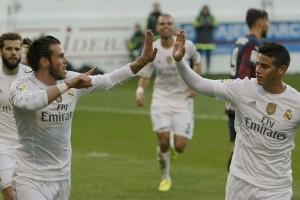 Real Madrid puncaki klasemen sementara usai tekuk Sociedad 3-1