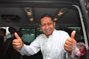 R.J. Lino masih dirawat di rumah sakit