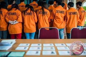 Pidana Keimigrasian WNA Tiongkok